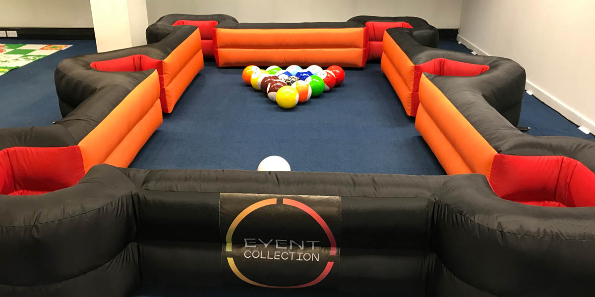 The Zone - Inflatable Fun Day