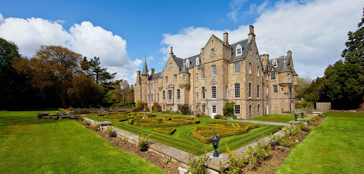 Carberry Tower Mansion House & Estate - Musselburgh, near Edinburgh